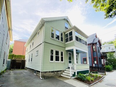 Main Photo: 46 Harrison St Unit U46, Somerville, MA 02143