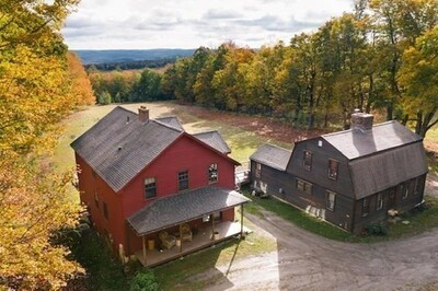 Main Photo: 265 Ridge Rd, Worthington, MA 01098