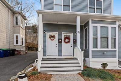 Main Photo: 85 Cedar St Unit 1, Somerville, MA 02143