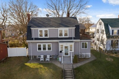 Main Photo: 1395 Quincy Shore Dr, Quincy, MA 02169