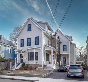Main Photo: 79 Irving Street Unit 2, Somerville, MA 02144