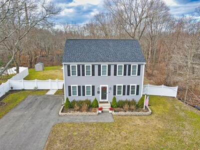 201 Berkley Street, Taunton, MA 02780 - Photo 1