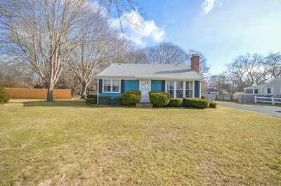 Main Photo: 214 Davisville Road, Falmouth, MA 02536