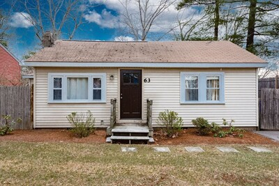 Main Photo: 63 Juniper Rd, Holbrook, MA 02343