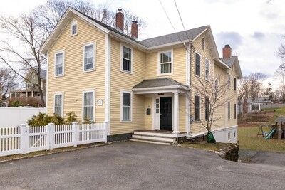 Main Photo: 22 Thaxter St, Hingham, MA 02043