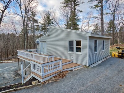 Main Photo: 154 Hudson Rd, Bolton, MA 01740
