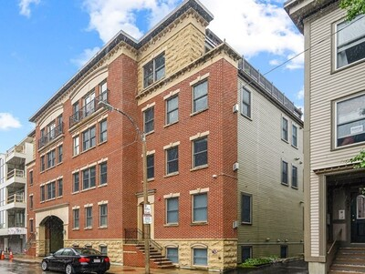Main Photo: 525 East 2nd St Unit 7, South Boston, MA 02127
