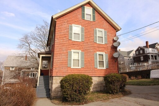 36 French St, Fall River, MA 02720 - Main Photo
