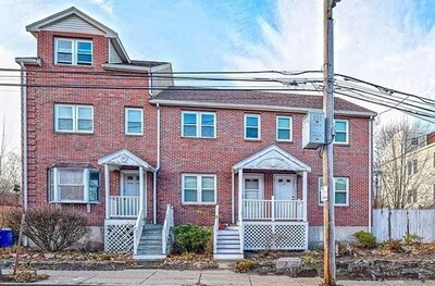 Main Photo: 57 Sumner St Unit F, Dorchester, MA 02125