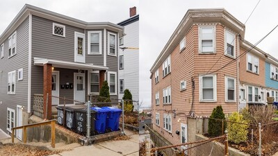 Main Photo: 116 & 122 Gladstone Street, East Boston, MA 02128