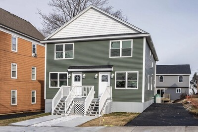 Main Photo: 245 Ferry Street Unit A, Lawrence, MA 01841