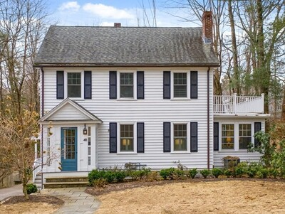 Main Photo: 48 Hundreds Rd, Wellesley, MA 02481