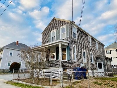 Main Photo: 39 Winsper St, New Bedford, MA 02740
