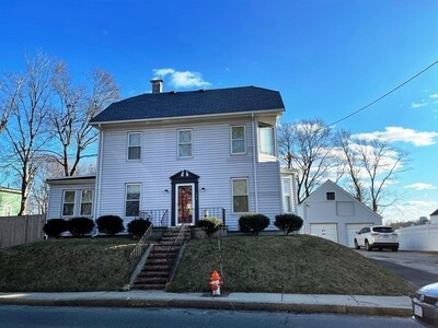 Main Photo: 196 Lincoln St, Marlborough, MA 01752