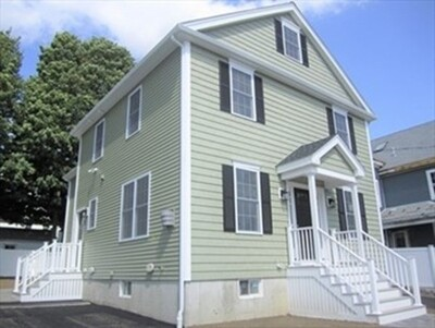 Main Photo: 18 Warren Street Unit 1, Watertown, MA 02472
