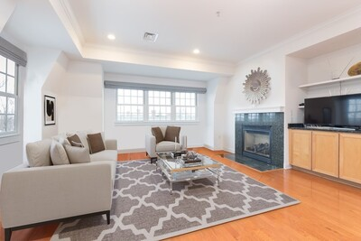 Main Photo: 1 Russell Unit 401, Cambridge, MA 02140