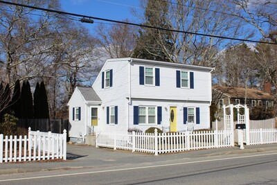 Main Photo: 170 Sandwich Road, Wareham, MA 02571