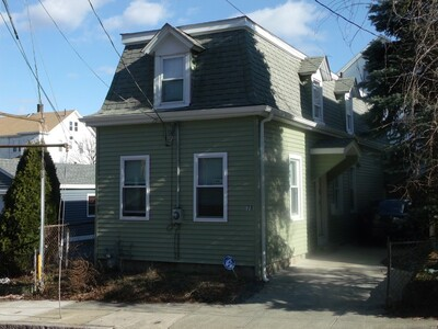 Main Photo: 78 Fountain St, Fall River, MA 02721