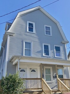 Main Photo: 122-124 Florence Street, New Bedford, MA 02740