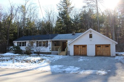 Main Photo: 157 Wendell Depot Rd, Orange, MA 01364