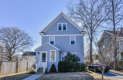 Main Photo: 21 Garth Road, West Roxbury, MA 02132