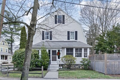Main Photo: 4 Eden Ave, Newton, MA 02465