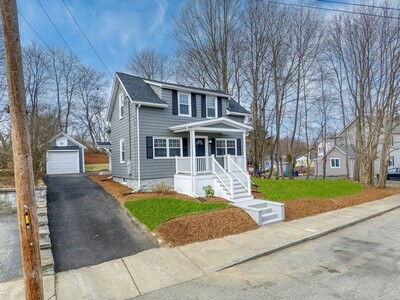 Main Photo: 35 Scott St, Woburn, MA 01801
