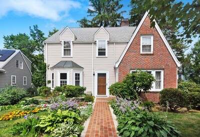 Main Photo: 5 Walnut Terrace, Arlington, MA 02476