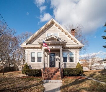 Main Photo: 185 Robeson Street, New Bedford, MA 02740
