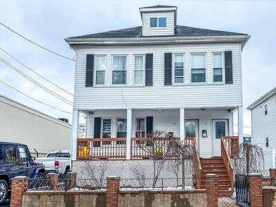 Main Photo: 14 Taft St, Revere, MA 02151