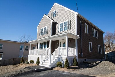 Main Photo: Lot 1 Melrose Ave, Brockton, MA 02302