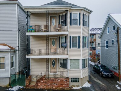 Main Photo: 49 Nye St, New Bedford, MA 02746