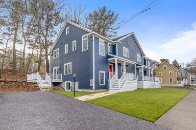 Main Photo: 36 Middlesex Street Unit 36, Winchester, MA 01890
