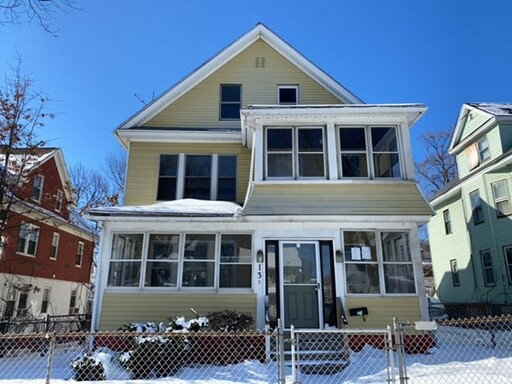 128 Massachusetts Ave, Springfield, MA 01109 - Main Photo