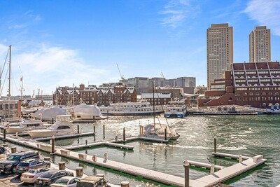 Main Photo: 39 Commercial Wharf Unit 4, Waterfront, MA 02110