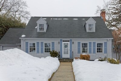 Main Photo: 4 Hancock Hill Dr, Worcester, MA 01609