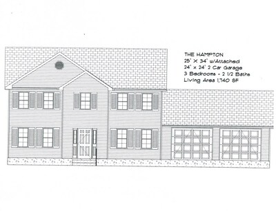 Main Photo: Lot 155 Old Westminster Road, Hubbardston, MA 01452