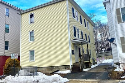 Main Photo: 166 Canterbury St, Worcester, MA 01603