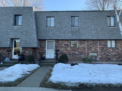 Main Photo: 6 Beekman Drive Unit 6, Agawam, MA 01001
