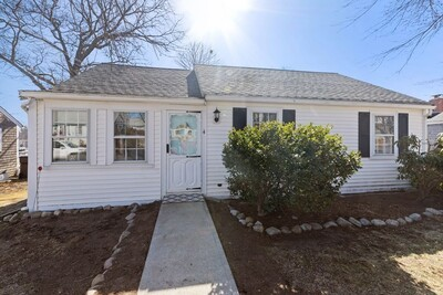 Main Photo: 4 Fourth Avenue, Scituate, MA 02066