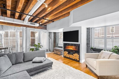 Main Photo: 343 Commercial St Unit 104, Downtown Boston, MA 02109