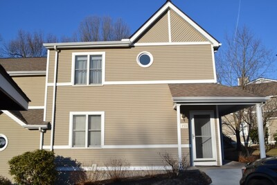 Main Photo: 61 Abbey Memorial Dr Unit 153, Chicopee, MA 01020