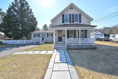 Main Photo: 292 Central St, Mansfield, MA 02048