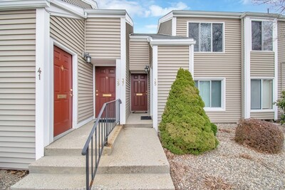 Main Photo: 37 Nassau Dr Unit 37, Springfield, MA 01129