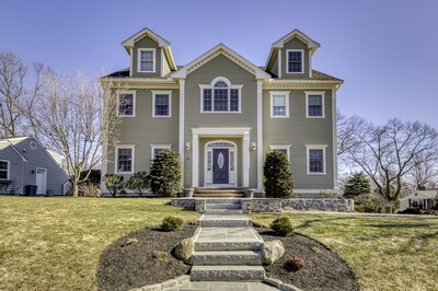 Main Photo: 22 Moccasin Path, Arlington, MA 02474