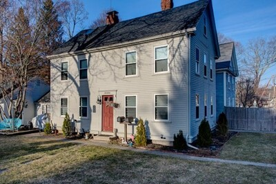 Main Photo: 17 Andover St Unit 1, Georgetown, MA 01833