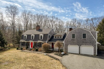 Main Photo: 240 Massapoag Avenue, Easton, MA 02356