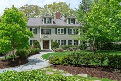 Main Photo: 29 Whiting Rd, Wellesley, MA 02481