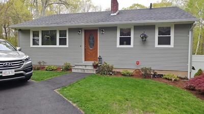 Main Photo: 248 Hovey Rd, Monson, MA 01057