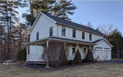 Main Photo: 1623 Center St, Ludlow, MA 01056